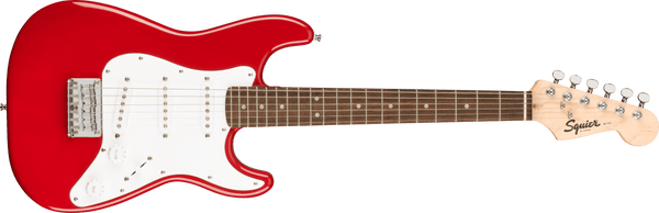 SQUIER  Mini Stratocaster®, Laurel Fingerboard, Dakota Red