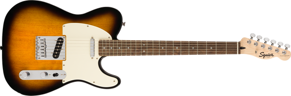 SQUIER Bullet® Telecaster® Laurel Fingerboard Brown Sunburst