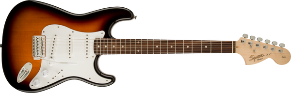 SQUIER Affinity Series™ Stratocaster® Laurel Fingerboard, Brown Sunburst
