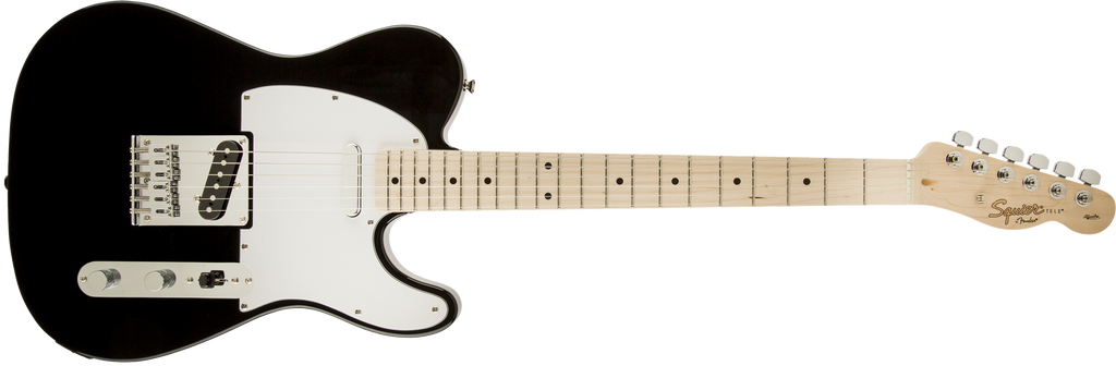 SQUIER Affinity Series™ Telecaster®, Maple Black