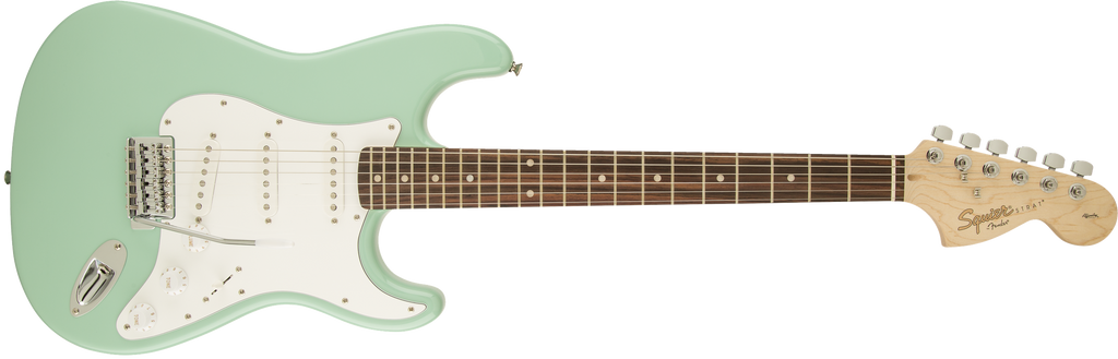 SQUIER Affinity Series™ Stratocaster® Laurel Surf Green