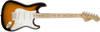 SQUIER Affinity Series™ Stratocaster®  Mn 2-Color Sunburst