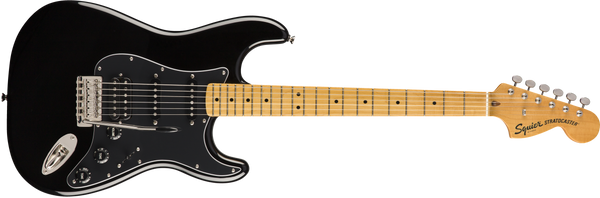 SQUIER Classic Vibe '70s Stratocaster® HSS, MN Fingerboard, Black