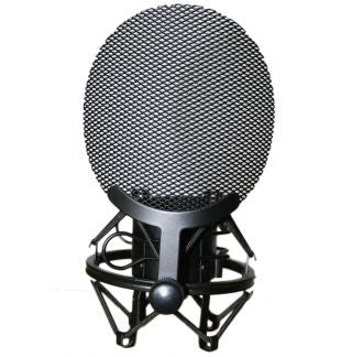 SOUNDSATION Sm81p Shockmount e Pop Filter - La Pietra Music Planet