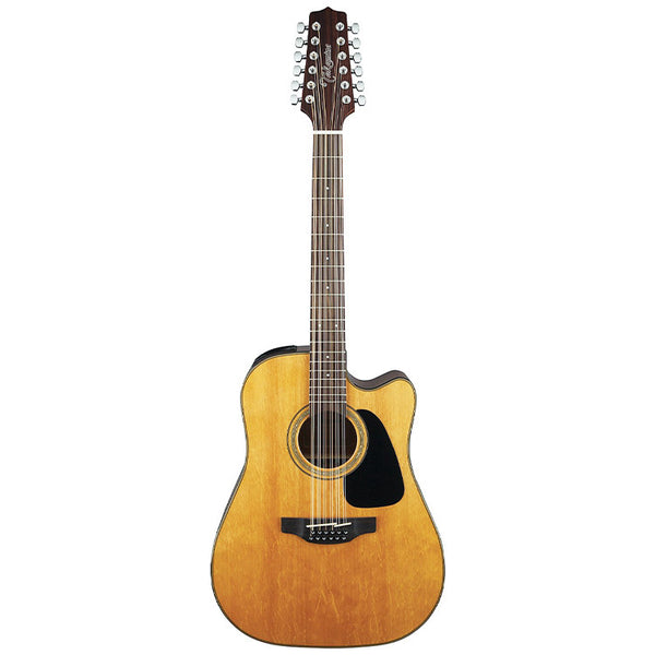 TAKAMINE GD30Ce Natural 12 corde - La Pietra Music Planet - 1