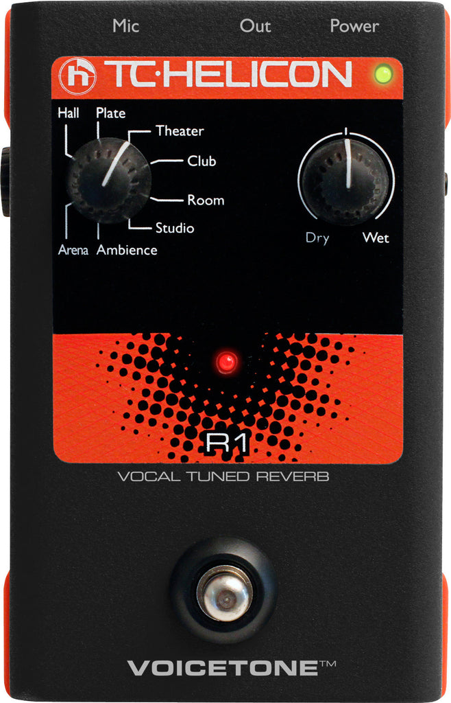 TC HELICON Voicetone R1 - La Pietra Music Planet - 1