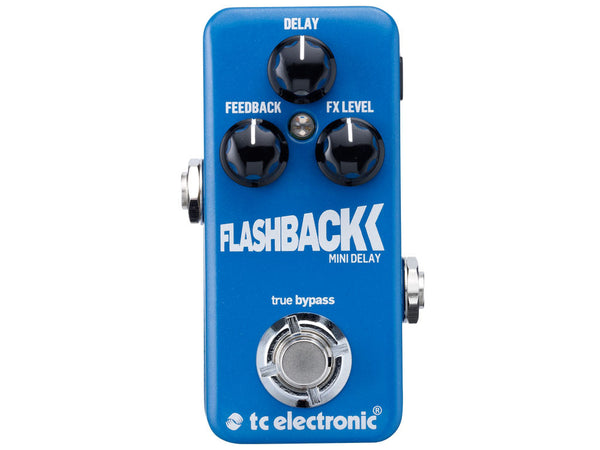 TC ELECTRONIC Flashback Mini Delay - La Pietra Music Planet