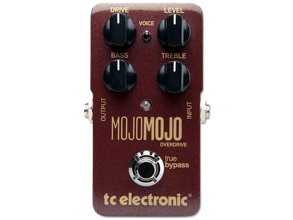 TC ELECTRONIC MojoMojo Overdrive - La Pietra Music Planet