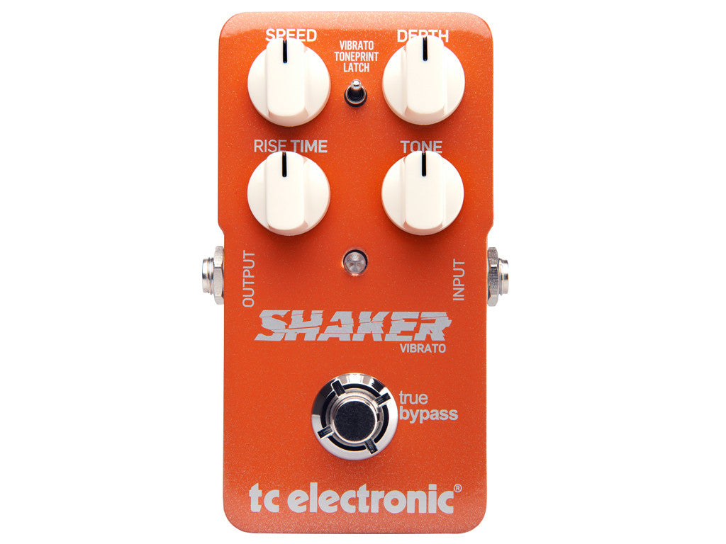 TC ELECTRONIC Shaker Vibrato - La Pietra Music Planet