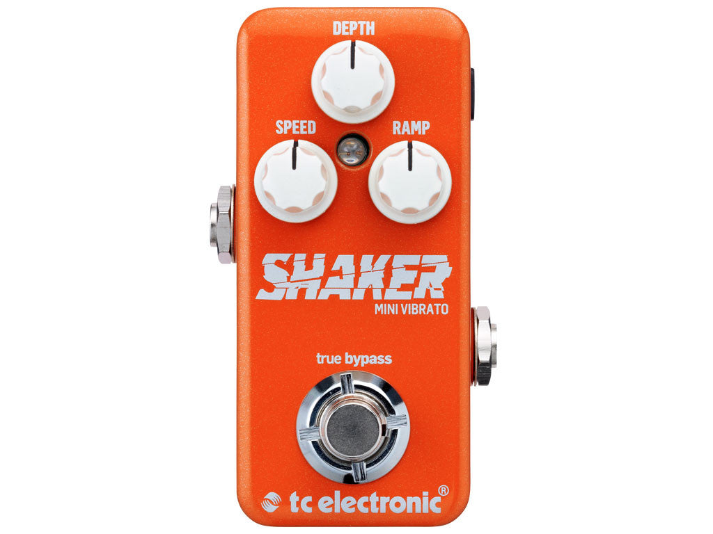 TC ELECTRONIC Shaker Mini Vibrato - La Pietra Music Planet