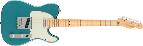 FENDER Player Telecaster®, Maple Fingerboard, Tidepool con Bag Originale B stock