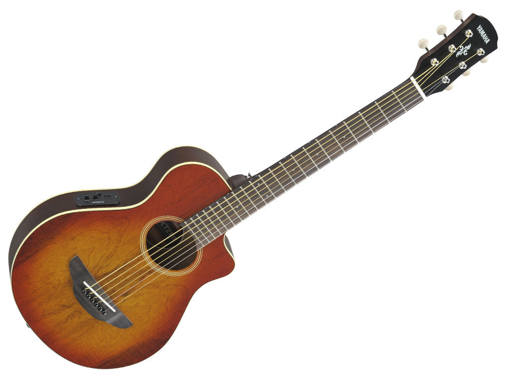 YAMAHA Apxt2Ew Light Amber Burst - La Pietra Music Planet