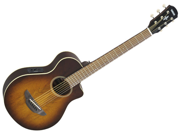 YAMAHA Apxt2Ew Tobacco Brown Sunburst - La Pietra Music Planet