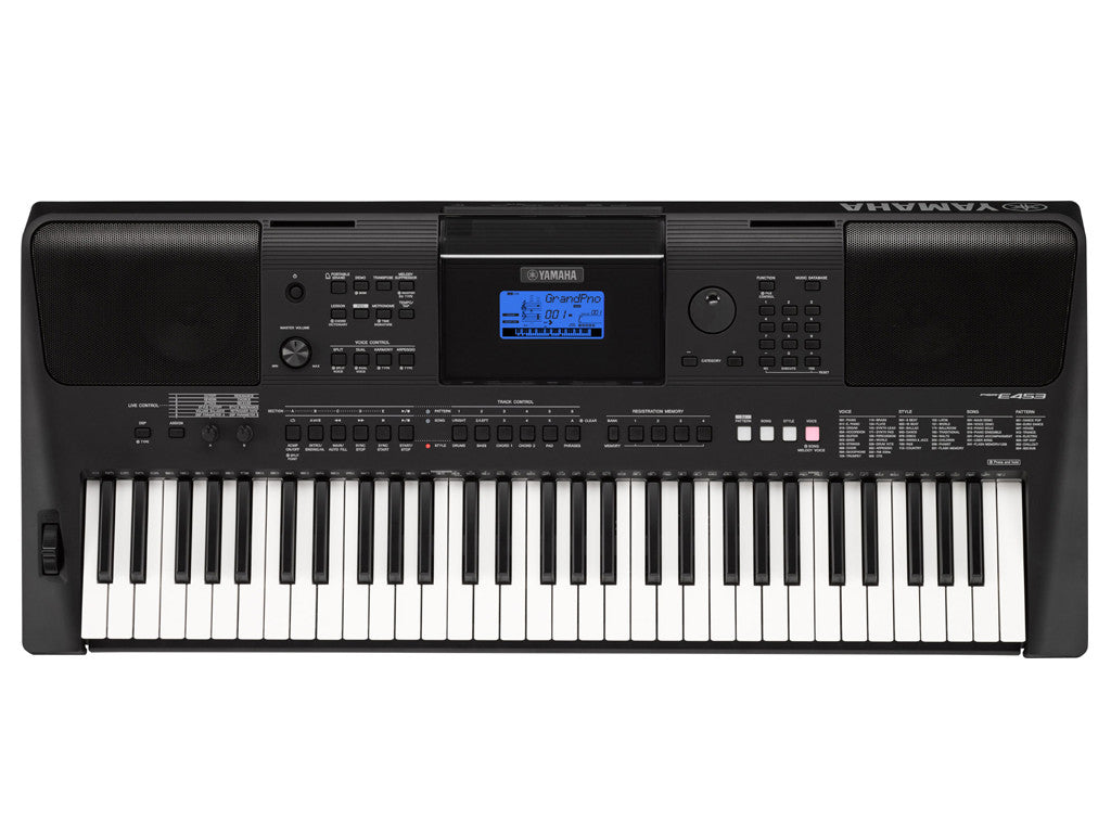 YAMAHA PSR E453 New! - La Pietra Music Planet