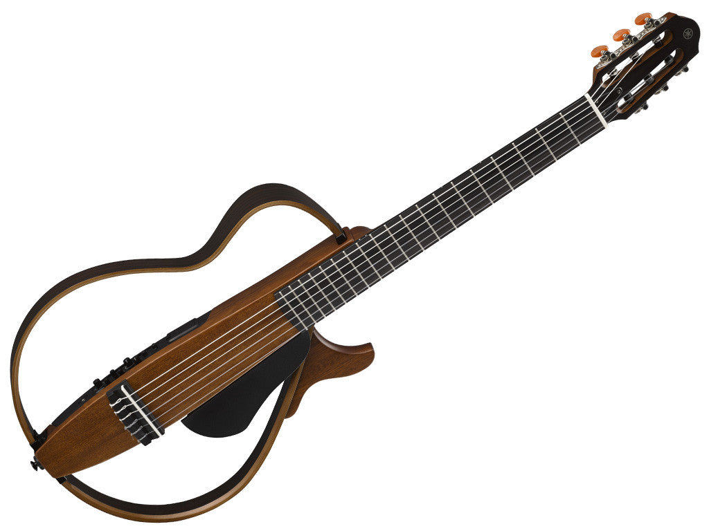 YAMAHA Slg200n Silent Nylon Natural - La Pietra Music Planet