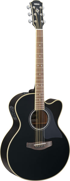 YAMAHA Cpx700 II Black - La Pietra Music Planet - 1