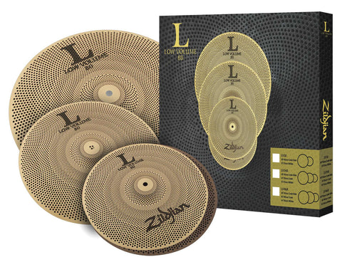 ZILDJIAN L80 Low Volume New 2016! - La Pietra Music Planet