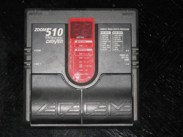 ZOOM 510 Driver - La Pietra Music Planet
