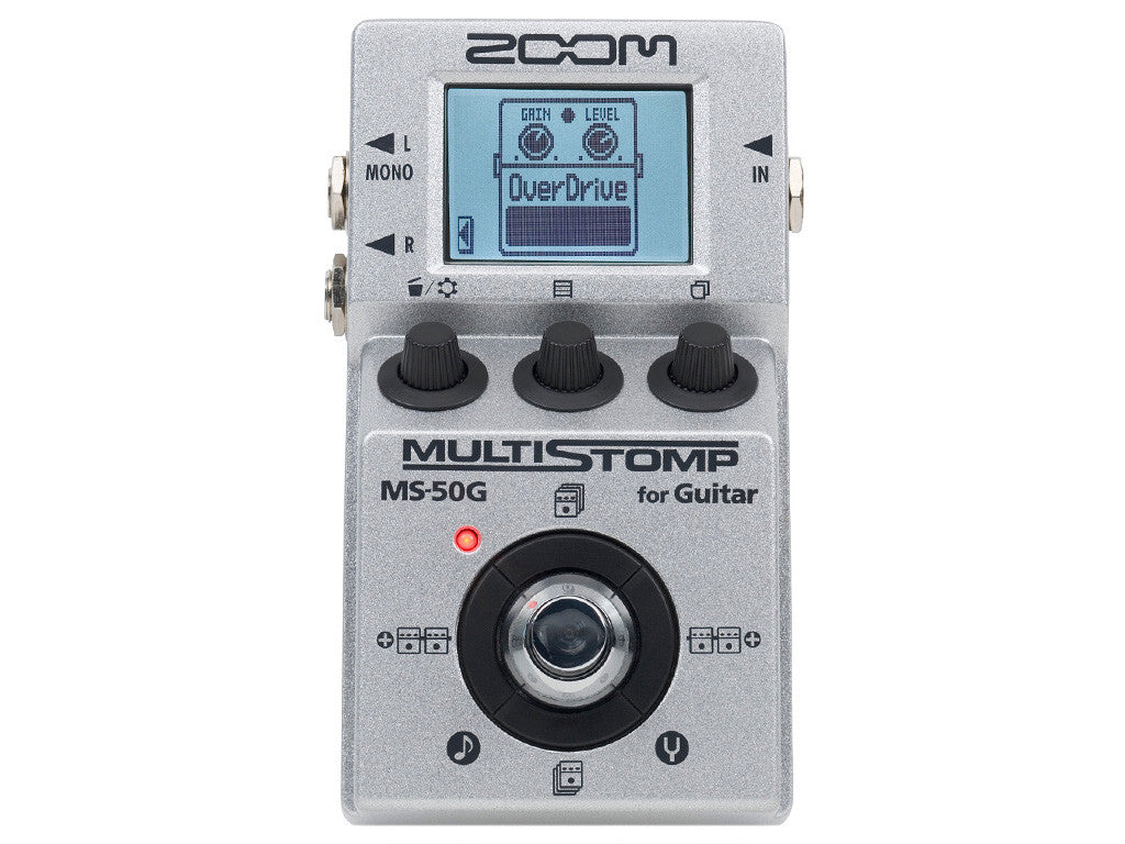 ZOOM Ms50g - La Pietra Music Planet