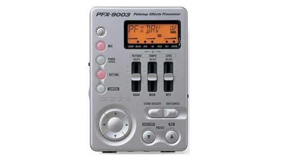 ZOOM PFX9003 - La Pietra Music Planet