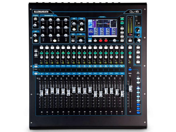 ALLEN&HEATH QU16 Chrome - La Pietra Music Planet