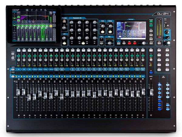 ALLEN&HEATH QU24 Chrome - La Pietra Music Planet