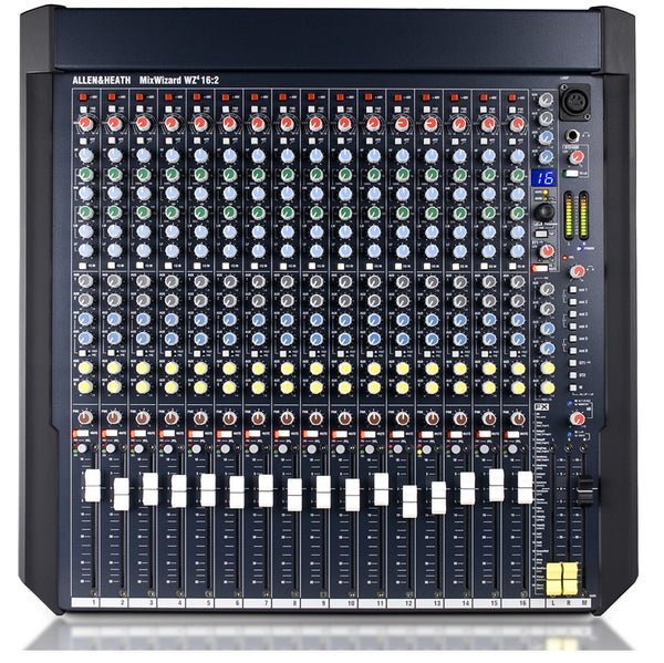 ALLEN&HEATH Wizard4 16-2 Dx - La Pietra Music Planet - 1