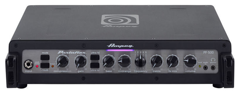 AMPEG PF500 Head PortaFlex - La Pietra Music Planet - 1