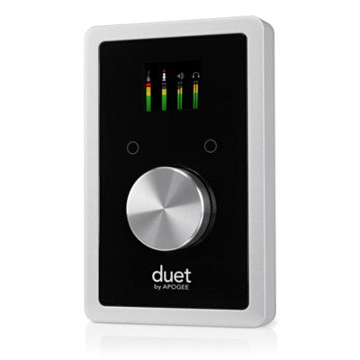 APOGEE Duet Ios Mac Ipad - La Pietra Music Planet - 1