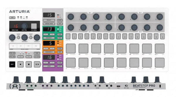 ARTURIA BeatStep Pro - La Pietra Music Planet