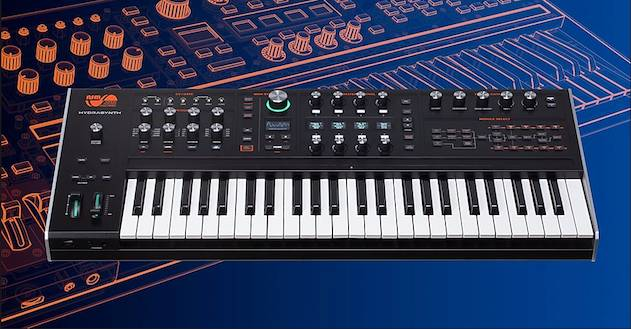 ASM HYDRAS KEYBOARD - New 2020! -