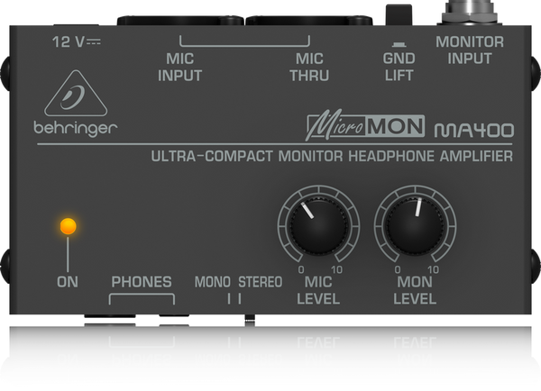 BEHRINGER Ma400 Micro Monitor