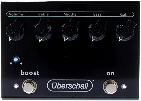 BOGNER Uberschall Distortion - La Pietra Music Planet - 1