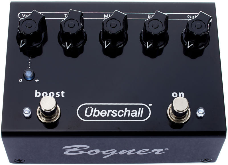 BOGNER Uberschall Used - La Pietra Music Planet