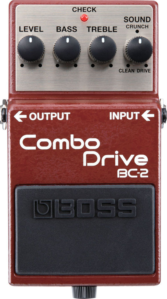 BOSS BC2 British Overdrive - La Pietra Music Planet