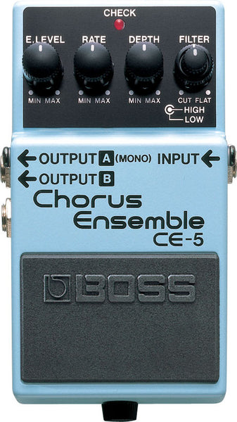 BOSS CE5 Chorus - La Pietra Music Planet