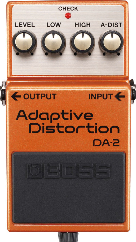 BOSS DA2 Adaptive Distortion - La Pietra Music Planet