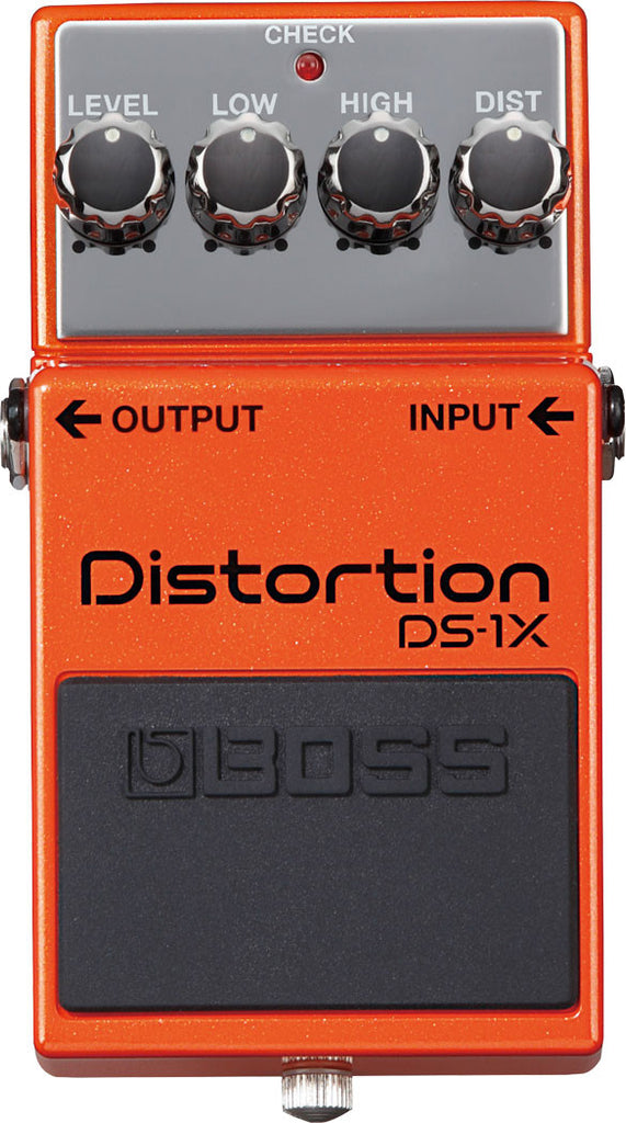 BOSS DS1X Distortion Special Edition - La Pietra Music Planet