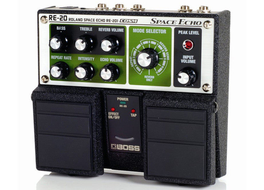 BOSS Re20 Space Echo - La Pietra Music Planet
