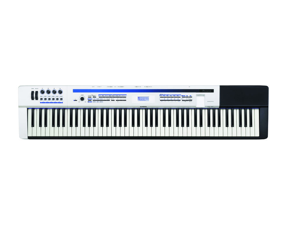 CASIO Px5swe Stage 88 - La Pietra Music Planet