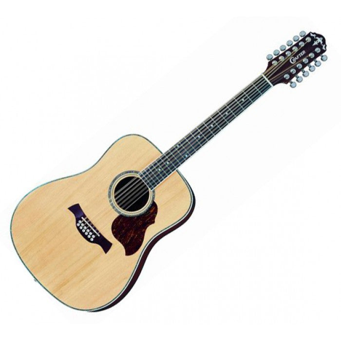 CRAFTER D8-12Eq Natural - La Pietra Music Planet