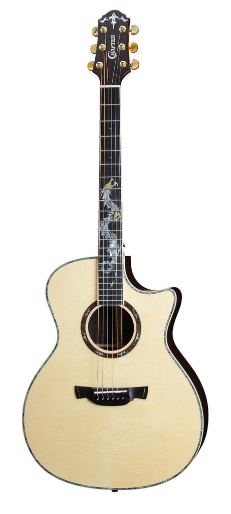 CRAFTER DGXE ROSE - La Pietra Music Planet