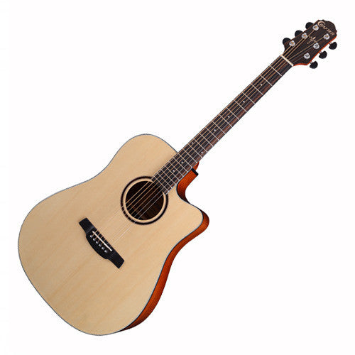CRAFTER Hdc330 Ce Natural - La Pietra Music Planet