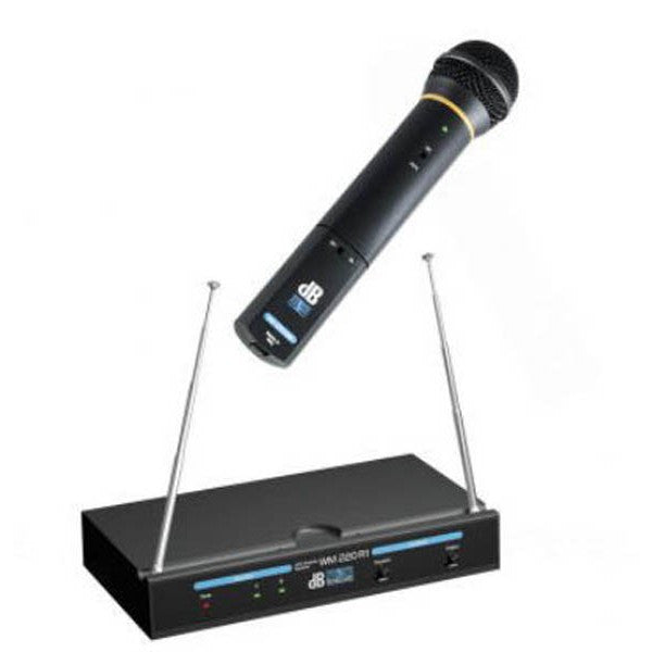 DB TECHNOLOGIES Wm220m2 Pro - La Pietra Music Planet