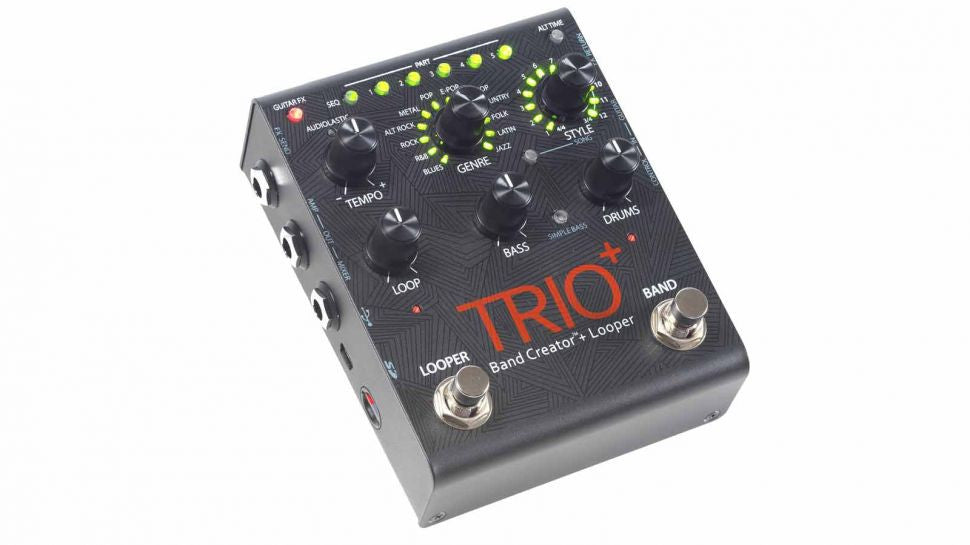 DIGITECH Trio Plus News 2016! - La Pietra Music Planet - 1