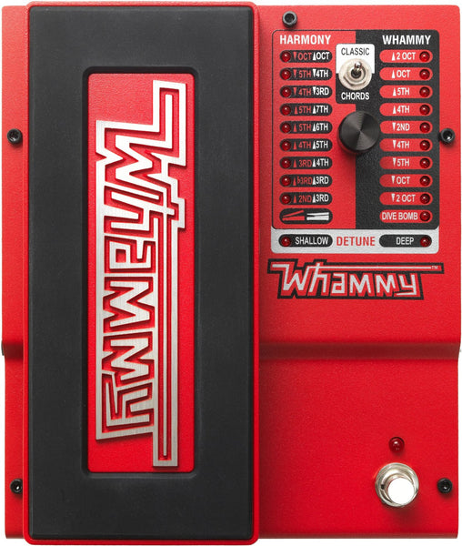 DIGITECH Whammy 5 - La Pietra Music Planet