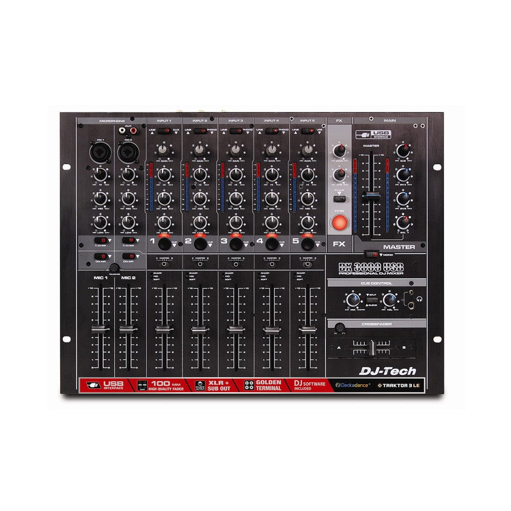 DJTECH Dx3000usb - La Pietra Music Planet - 1