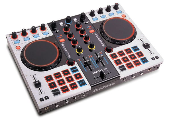 DJTECH DRAGON 2 BLK VDE DJ - La Pietra Music Planet - 1