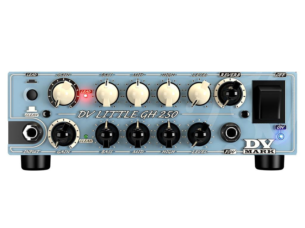 DV MARK Little GH250 Testata - La Pietra Music Planet - 1