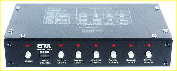 ENGL Z11 Midi Switcher